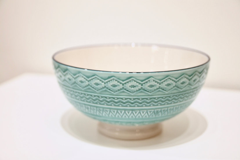 Moroccan Jade Bowl