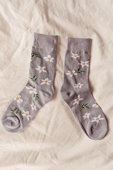 Marguerite Socks