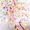 Thumbnail: Knot & Bow Jumbo Confetti Balloon