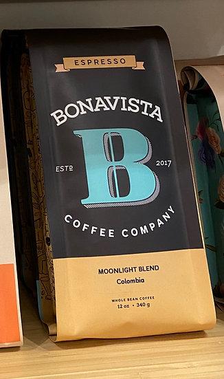Bonavista Coffee espresso MOONLIGHT blend