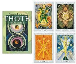 Thoth TarotDeck