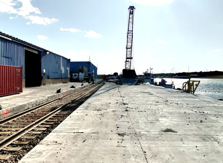 Granite City Harbor Update To Be First IDOT Project Completed Under New Competitive Freight Program