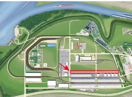 America's Central Port Wins $630,000 from DCEO for Opportunity Zone Development