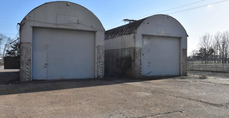 BLDG 203 - March 2021 Exterior Back Lot