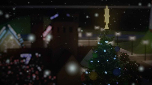 Adrastichyperlink Christmas Advent Calender Campaign