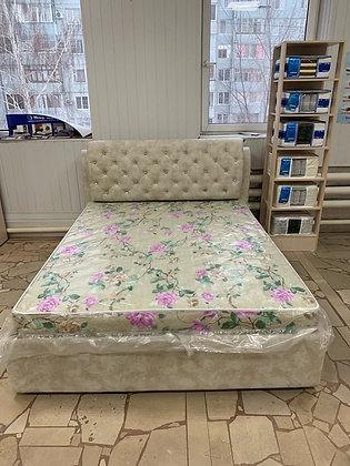 """Мягкая кровать """"Адель-1"""""""