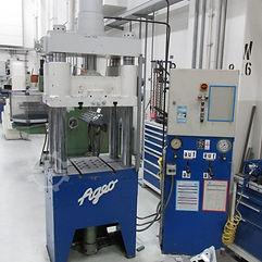 Hydraulische Werkzeugprobierpresse AGEO
