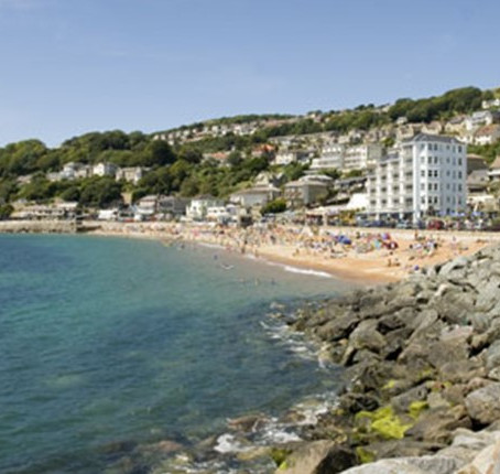 Ventnor Beach, Isle of Wight