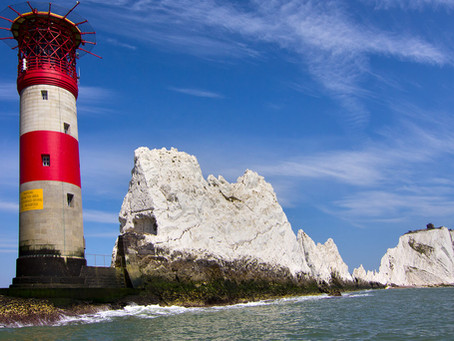 The Needles, Alum Bay, Isle of Wight