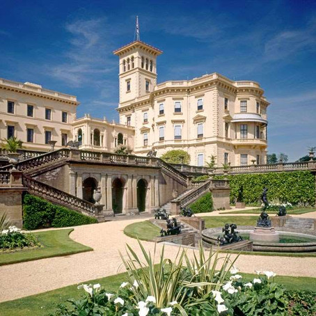 Osborne House, East Cowes, Isle of Wight
