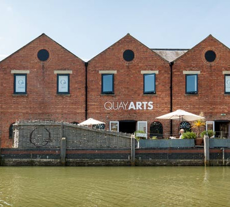 Quay Arts Events and Exhibitions