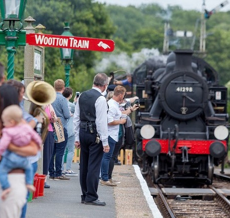 Isle of Wight Steam Railway Events