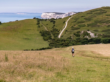 Compton Bay and Downs, Isle of Wight