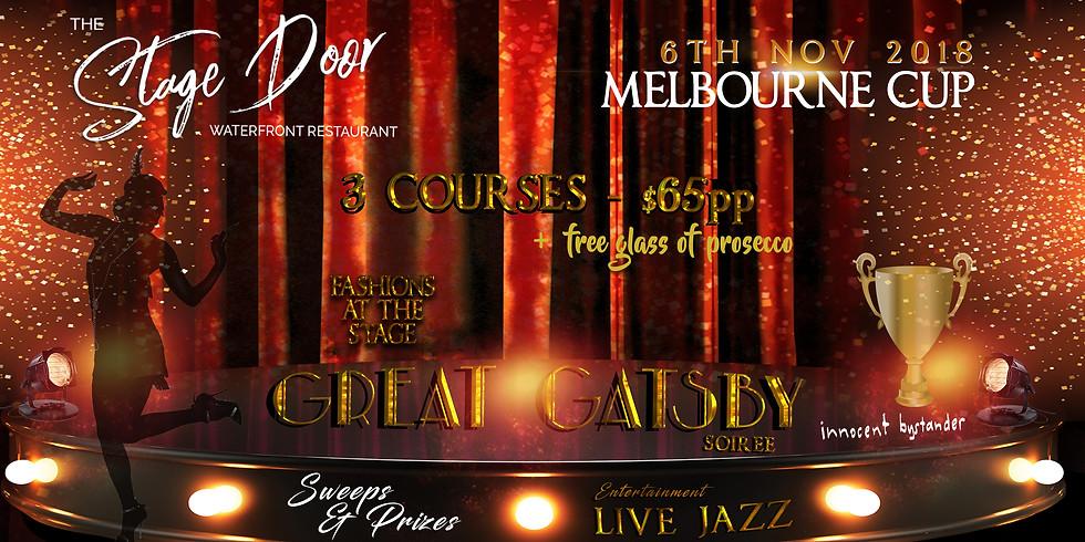 MELBOURNE CUP - A Great Gatsby Soirée.