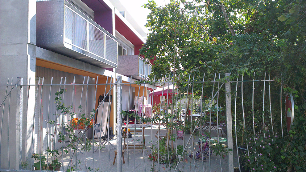 28 logements - Angoulême