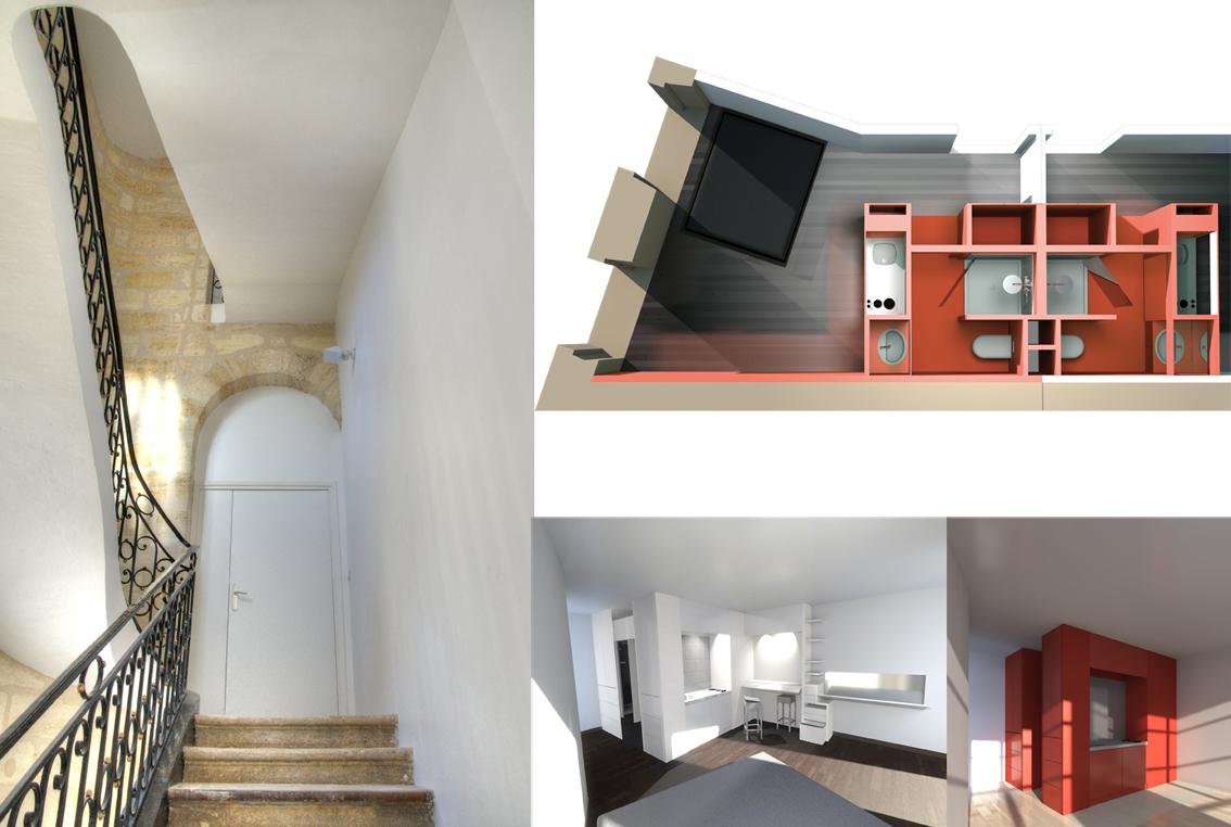Foyer des jeunes travailleurs - Bordeaux