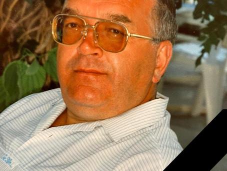 08.02.2021 года ушел из жизни Козырев Николай Андреевич.