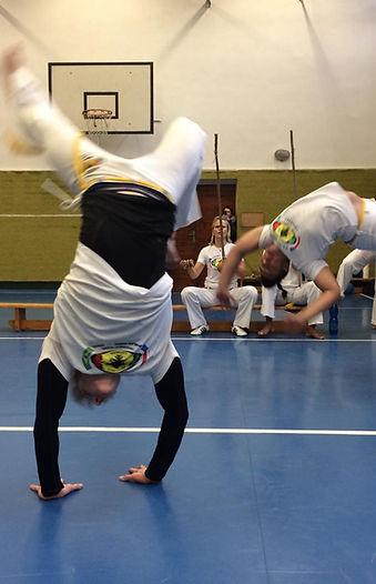 Capoeira Plzeň
