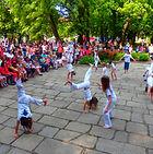 Capoeira Písek