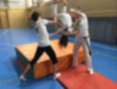 Capoeira České Budějovice děti