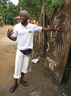 Mestre Jamaica Tribo Unida