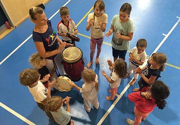 Capoeira Strakonice děti