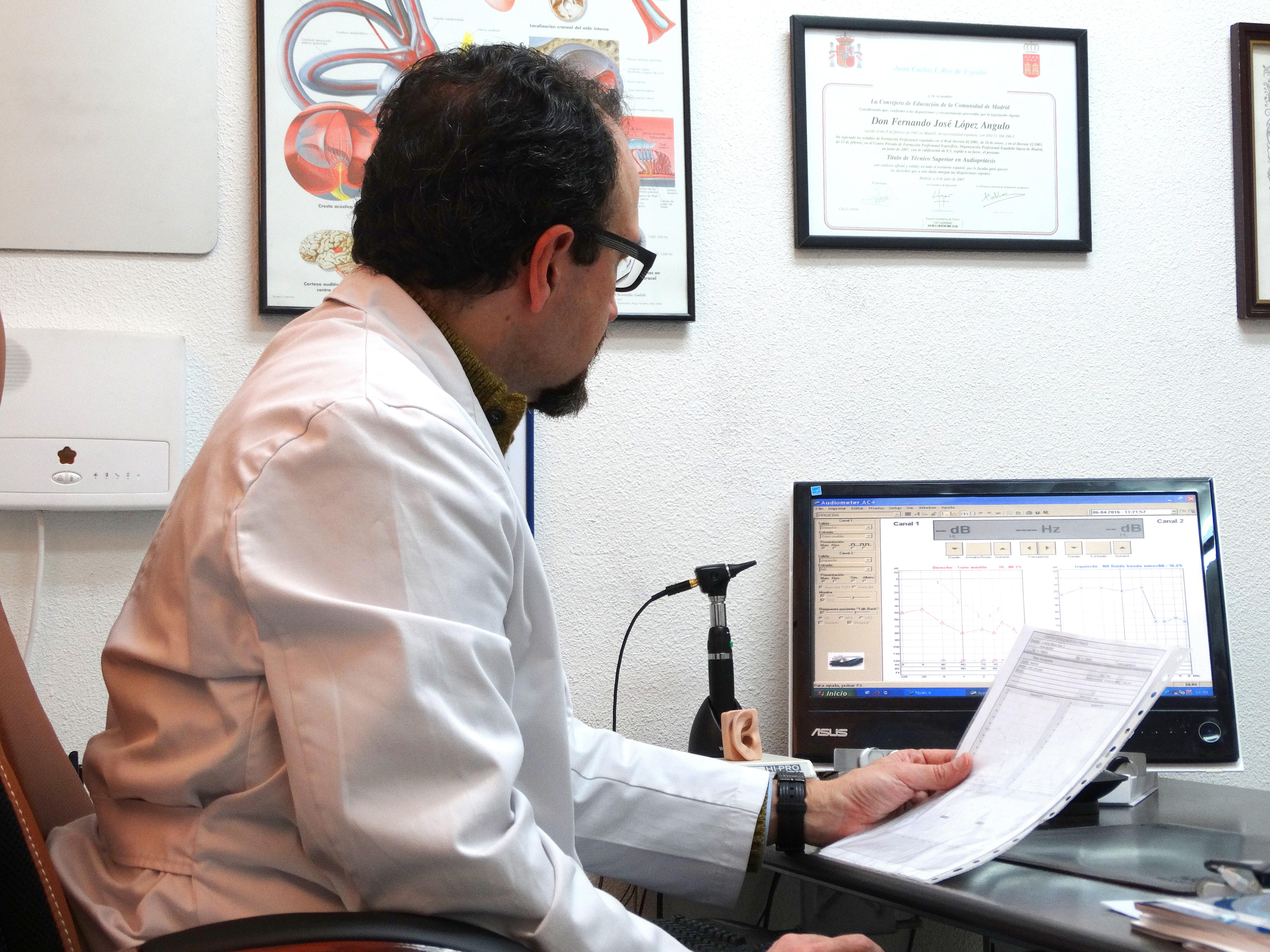 Departamento de Audiología Protésica