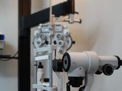 Equipo instrumental óptico