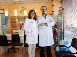Optico Optometrista y Audiólogo