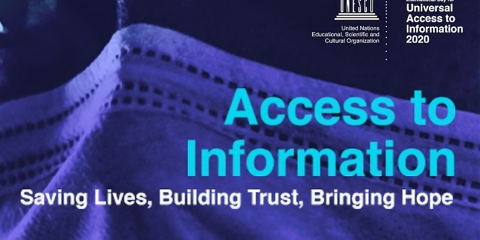 International Day for Universal Access to Information (IDUAI) Symposium on Inclusive AI