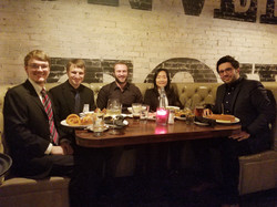 Group Dinner- Pittsburgh