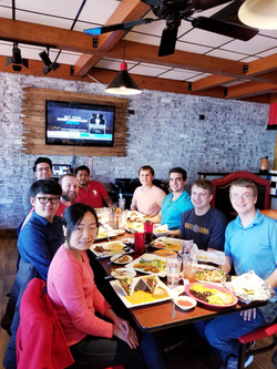 Group Lunch-2018