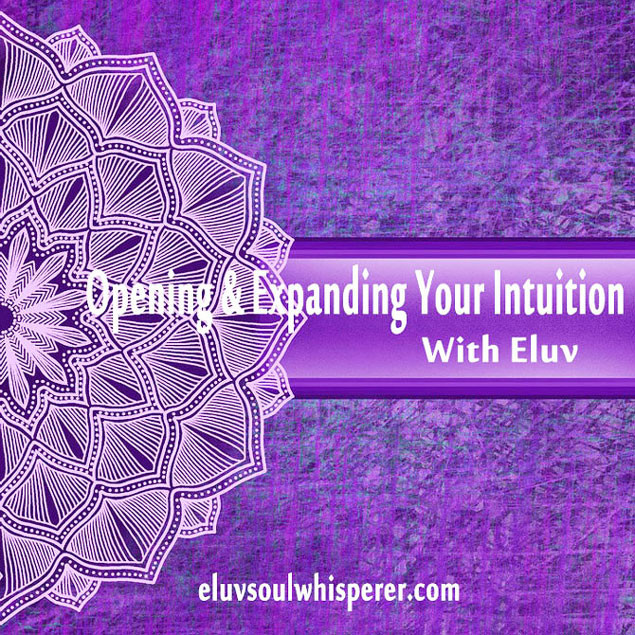 Opening and Expanding Intuition Playshop