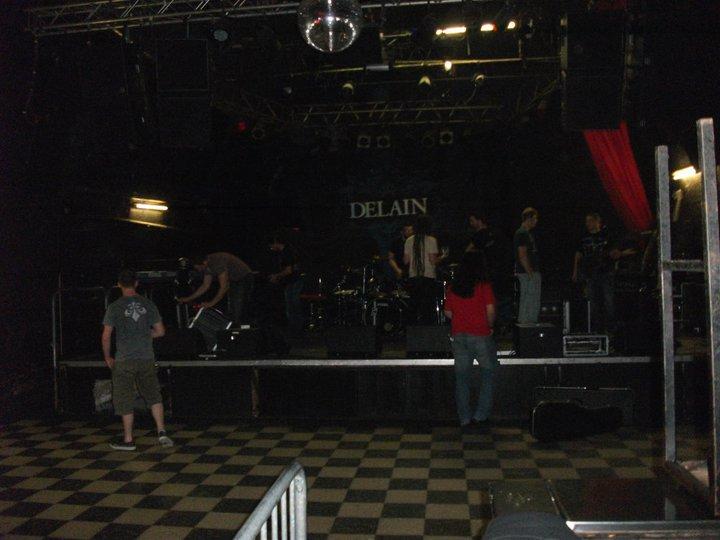 Setup at