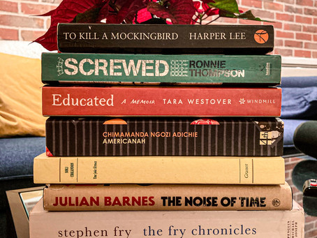Books of 2020 - A Year in Review