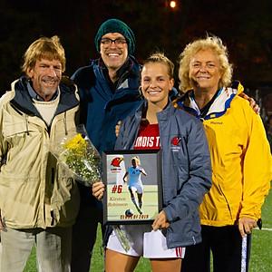 Illinois Tech Women's Soccer Senior Night