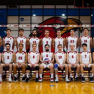 IIT Men's Volleyball Shoot