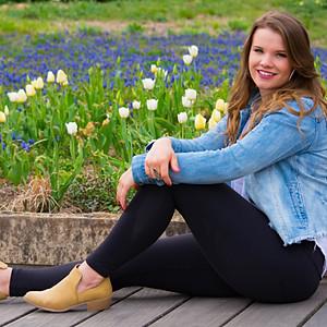 Graduation Photoshoot for Reya