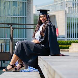 Shailee's Graduation Photoshoot