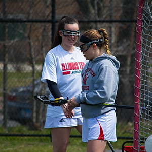 Illinois Tech Women's Lacrosse-Senior Sendoff
