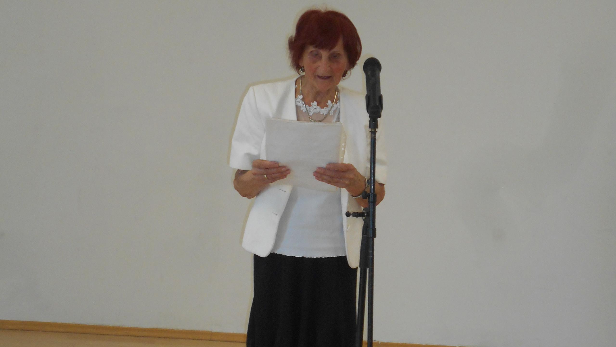Csányi Rózsa Rózsa Nyugdíjas Klub
