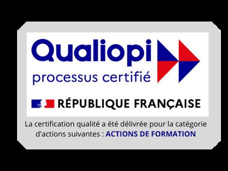 Qualiopi la marque du référentiel national qualité