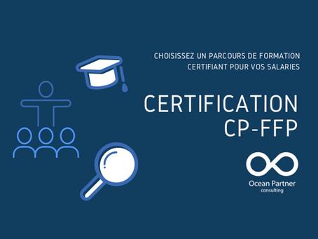 Choisissez un parcours de formation certifiant pour vos salariés