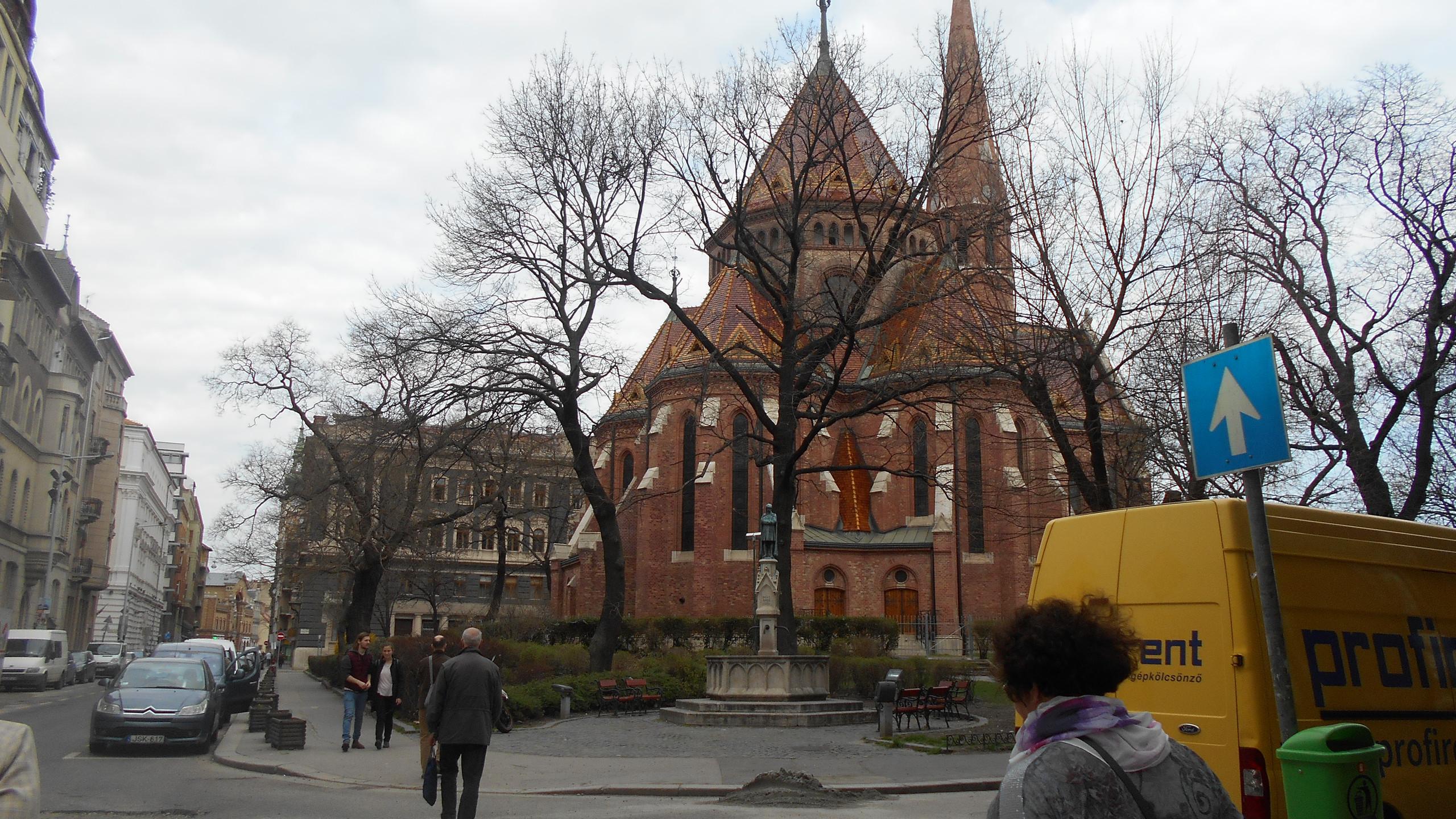 Szilágyi Dezső téri ref. templom