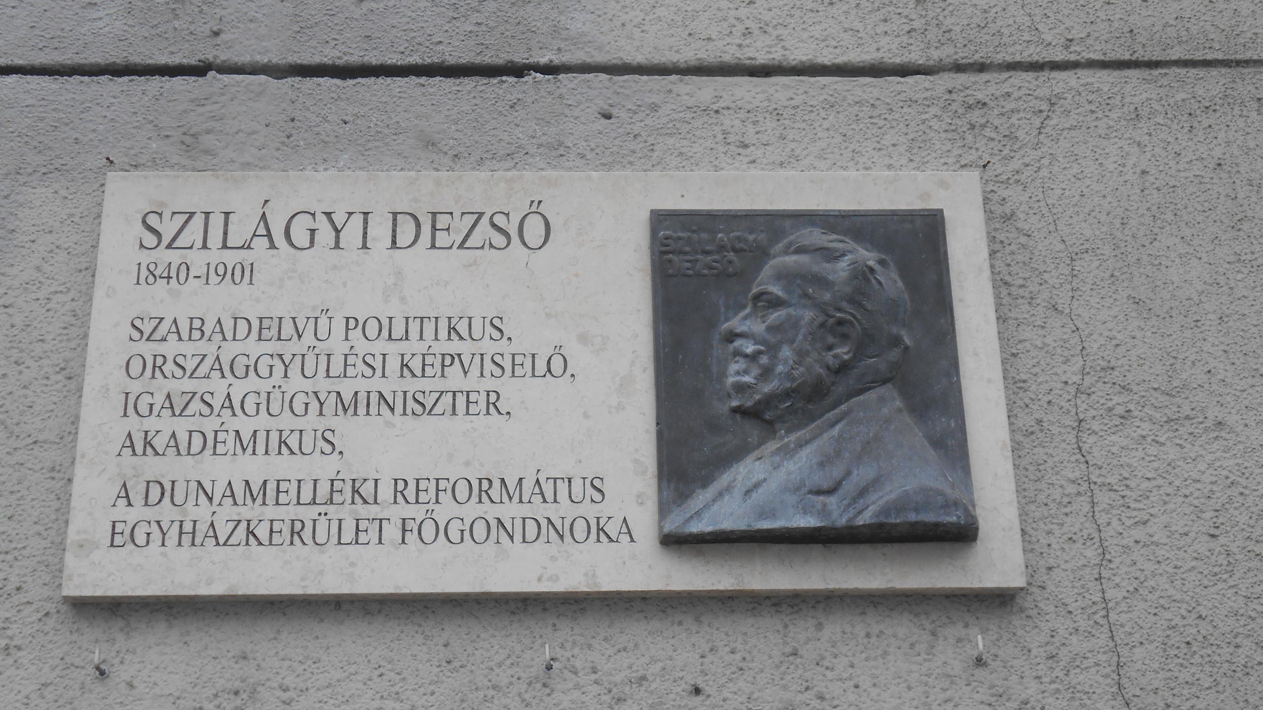 Szilágyi Dezső tér 3. sz. háza