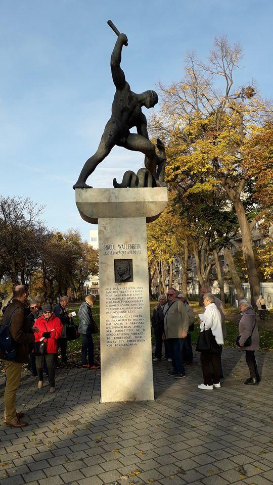 Wallenberg emlékmű