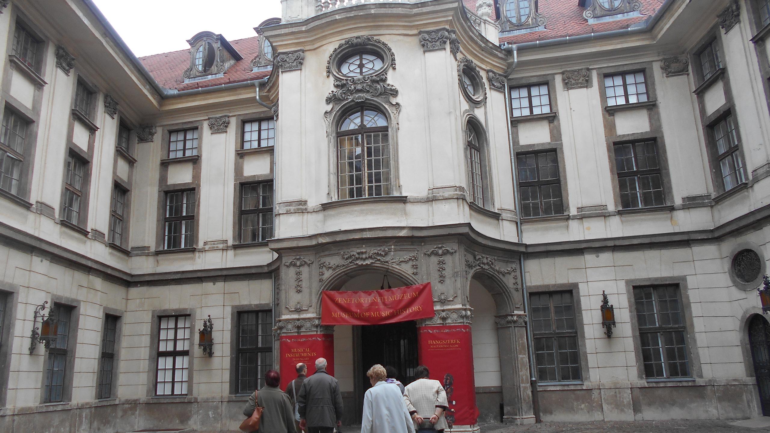 MTA Zenetörténeti Intézet és Múzeum