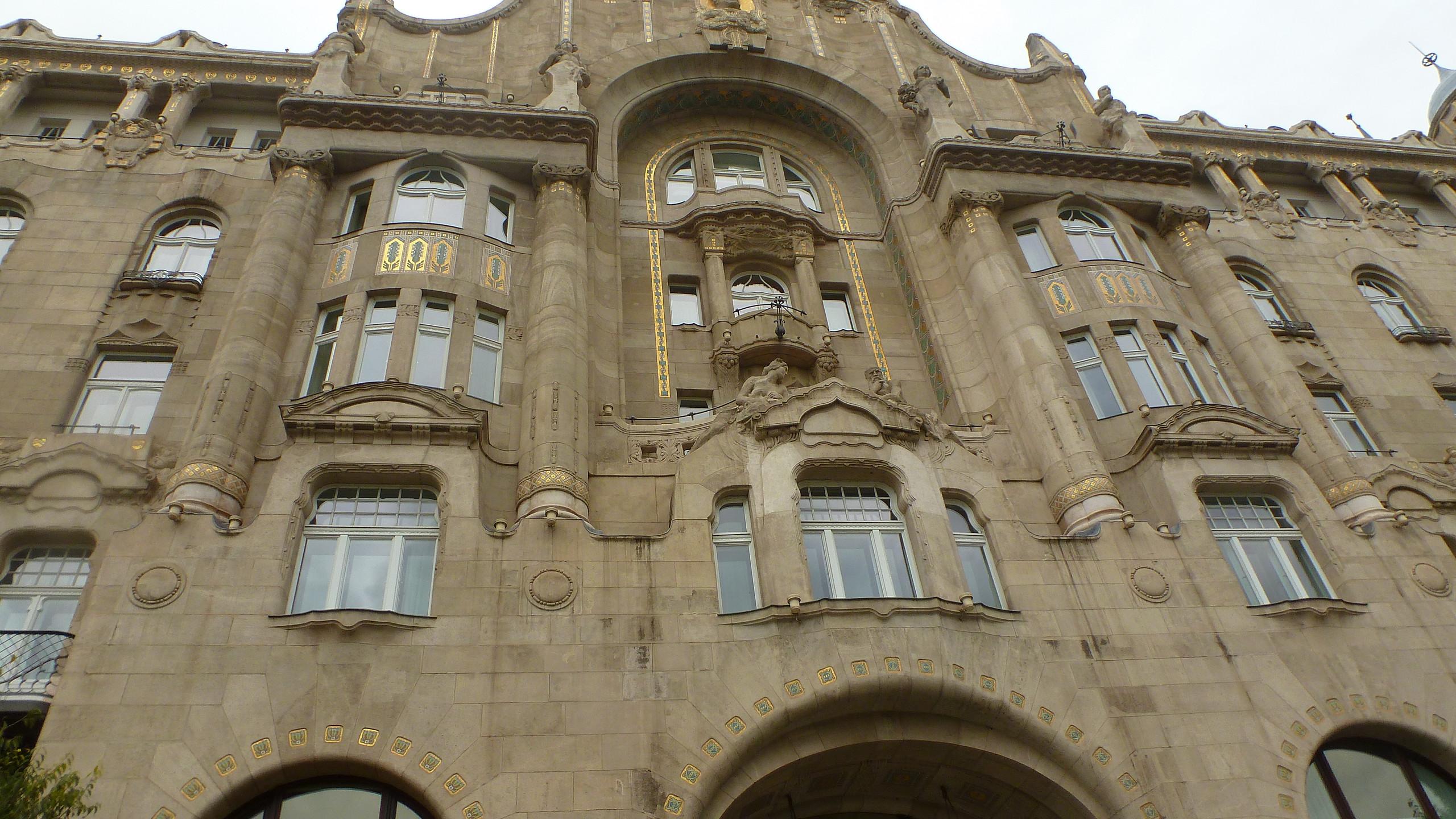 A Gresham palota
