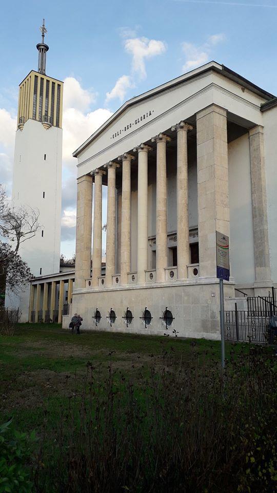 Pozsonyi úti református templom