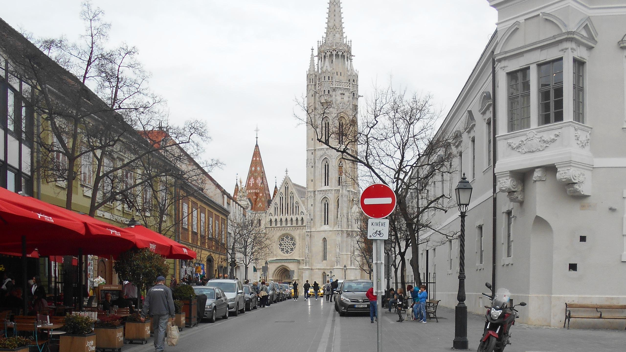 Szentháromság utca